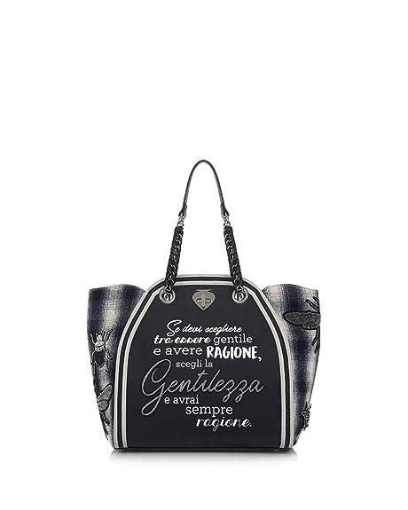 36d2438e5f LE PANDORINE Borsa classica gentilezza nuova collezione 2019: Amazon.it:  Scarpe e borse