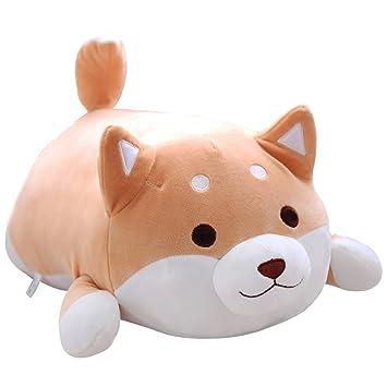 Amazon.com: Shiba Inu - Almohada de peluche para perro ...