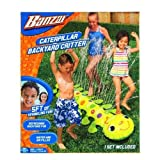Banzai Caterpillar Backyard Critter Sprinkler 60'' x 20''