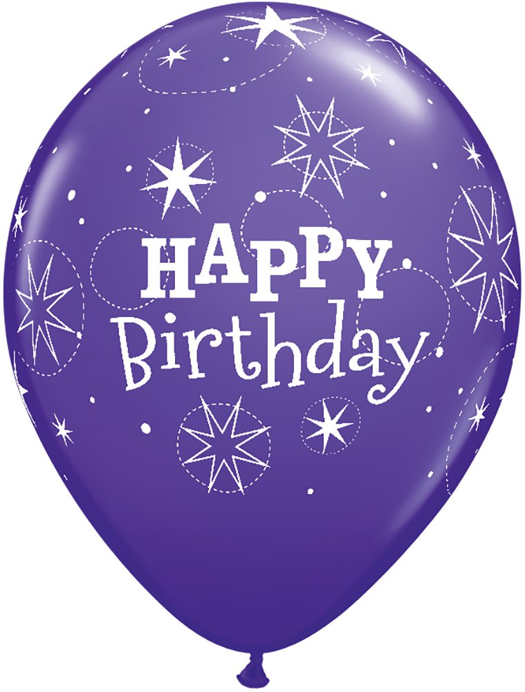 12 Birthday Party Balloons Set by LoonBalloon LoonBalloon FROZEN Anna ELSA OLAF Snowman Snowflake 4th #4