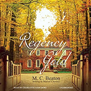 Regency Gold Audiobook