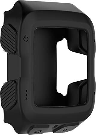 iFeeker Soft Silicone Shock-proof and Shatter-resistant Sleeve Band Cover Protective Case Pouch for Garmin vivomove HR Hybrid Smartwatch