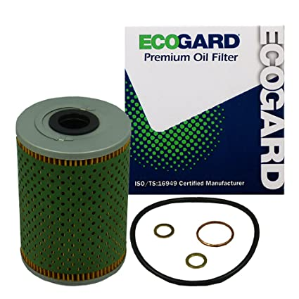 Amazon.com: ECOGARD X11 Cartridge Engine Oil Filter for Conventional ...