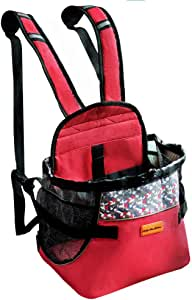 Cinf Pet Carrier Backpack Red M