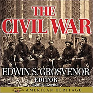 The Best of American Heritage: The Civil War Audiobook