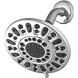 Waterpik Shower Head - High Pressure 6-Mode Rain Shower 2.5 GPM - Chrome, VLD-633