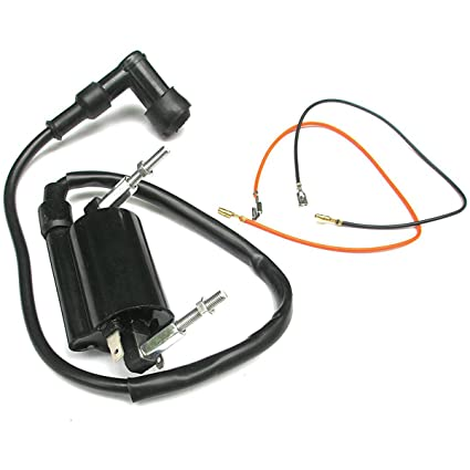Amazon com: Ignition Coil for Kawasaki Bayou 300 KLF300 86