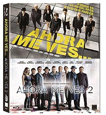 Pack Ahora Me Ves 1 + 2 Blu-Ray [Blu-ray]: Amazon.es: Mark Ruffalo ...