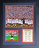 World Cup Soccer United States Team USA Women's 1999 Champions Legends Never Die Framed Photo Collage, 11