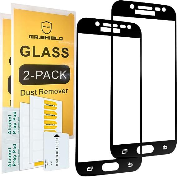 "Amazon.com: [2-Pack] -Mr Shield para Samsung ""Galaxy J5 ..."