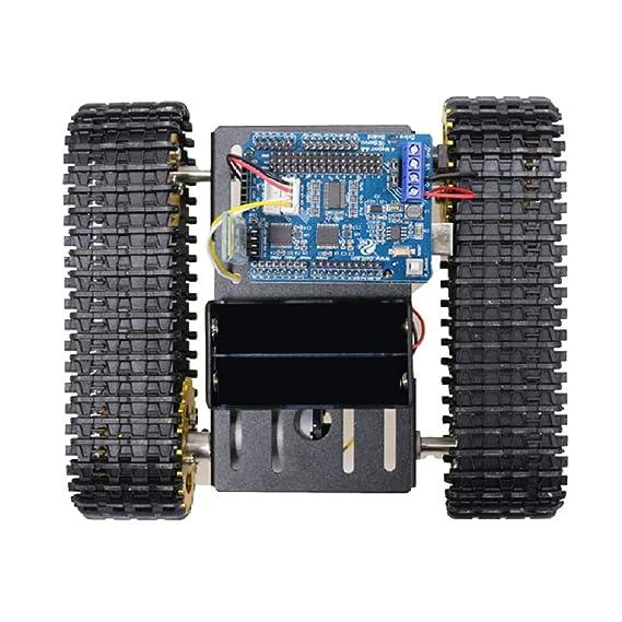 SM SunniMix Kit de Chasis Carro Tanque RobotInteligente con ...