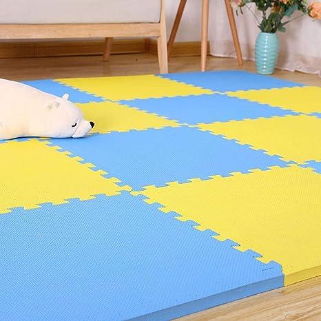 ZI LING SHOP- Baby Play Puzzle Floor Mat, niños Jigsaw ...