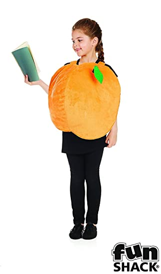 Child Peach Costume  sc 1 st  Amazon UK & Child Peach Costume: Amazon.co.uk: Toys u0026 Games