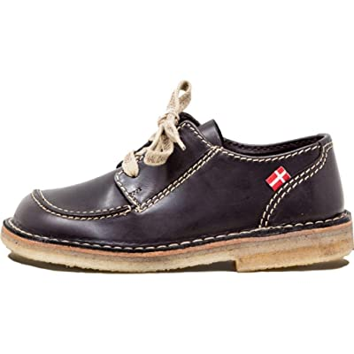 Duckfeet FYN Lace-Up Unisex Shoes | Leather | Boots