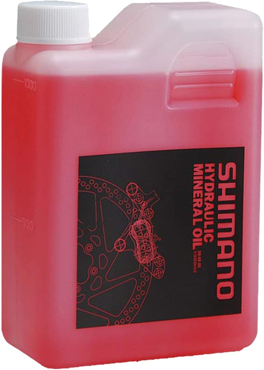 SHIMANO Hydraulic Mineral Oil One Color, 1000cc