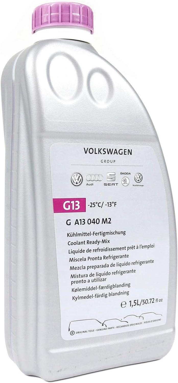 Original G13 Kühlflüssigkeit Kühlmittel Fertigmischung Frostschutz 1 5l Flasche Ga13040m2 Auto