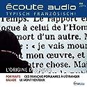 Écoute audio - L'origine des mots. 6/2015: Französisch lernen Audio - Der Ursprung der Wörter Hörbuch von  div. Gesprochen von:  div.