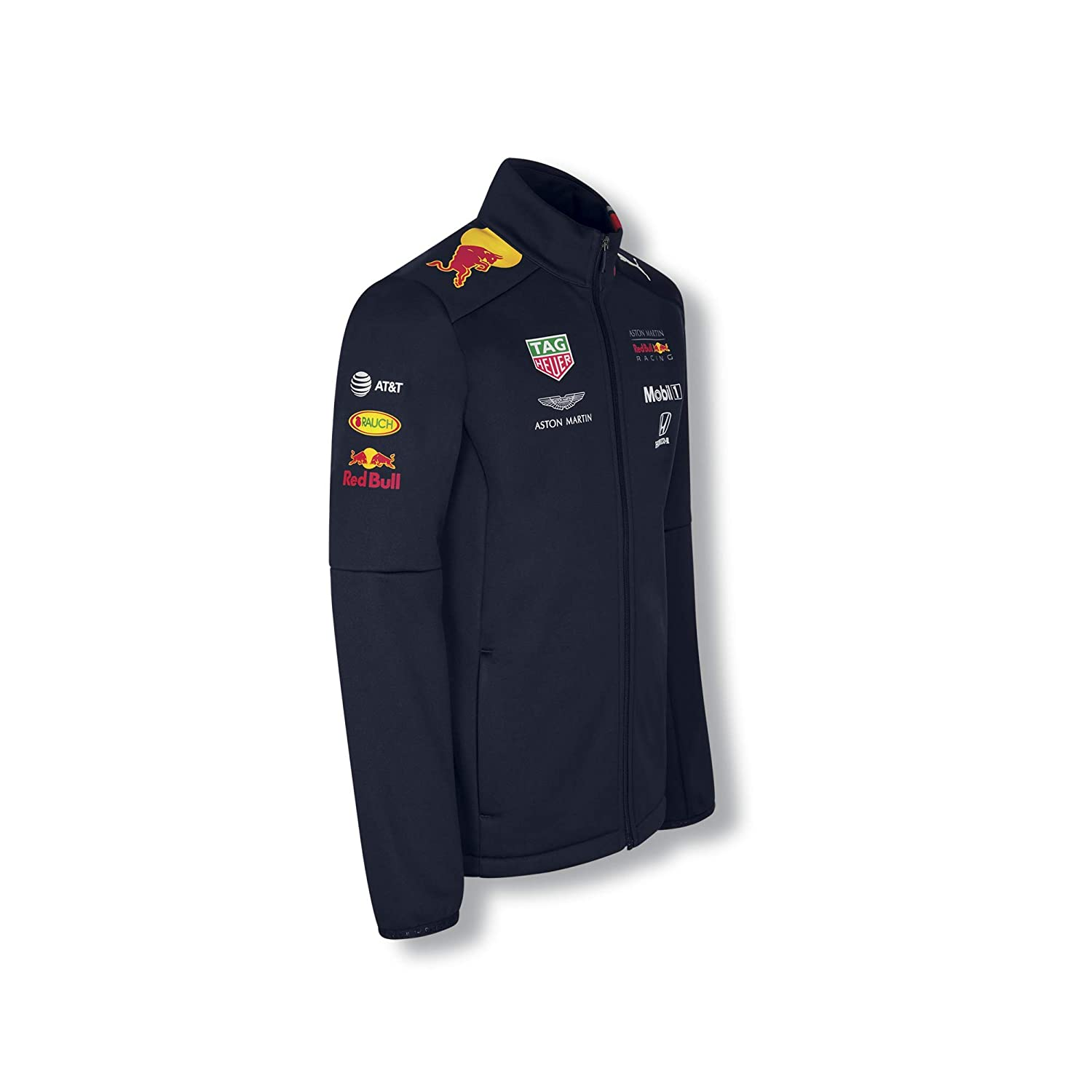 Red Bull Racing Official Teamline Chaqueta Softshell, Azul ...