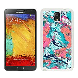 Samsung Galaxy Note 3 Kate Spade 33 White Cellphone Case Beautiful and Cool Design