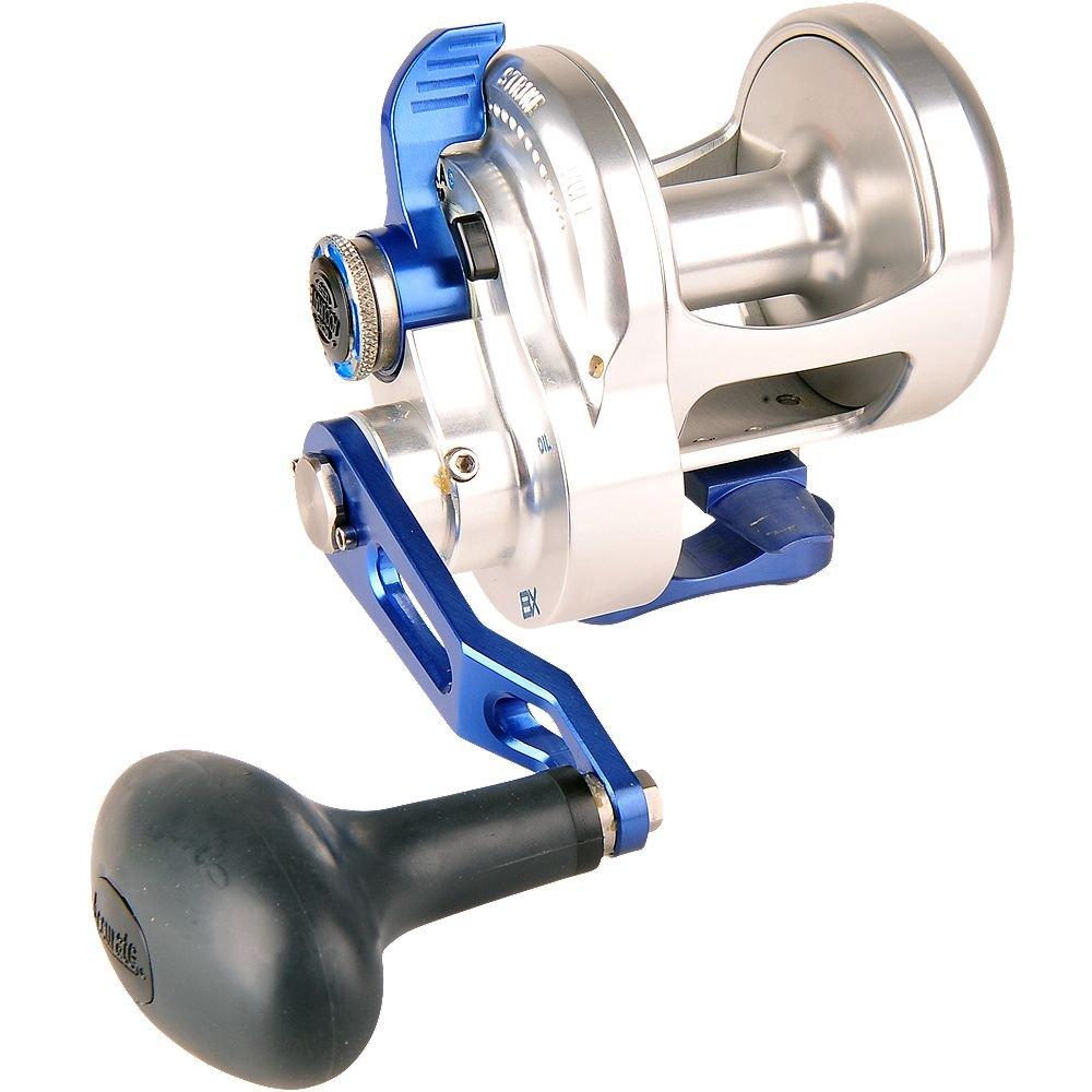 正確なボスbx-600 X N Single Speed Reel – シルバー/ブルー – Right Handed B01EGO4HX6