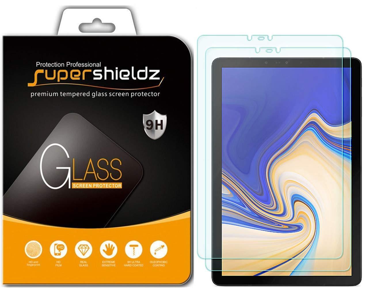 Vidrio Templado Para Samsung Galaxy Tab S4 (10.5 Pulg) [2un.