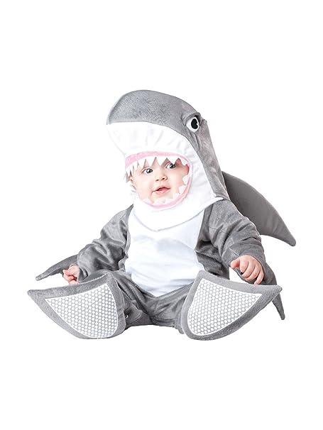 Amazon.com: Incharacter Disfraces del bebé Silly tiburón ...