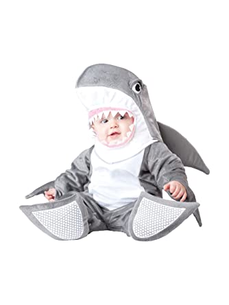 72397b5d78cc Amazon.com  InCharacter Costumes Baby s Silly Shark Costume  Clothing