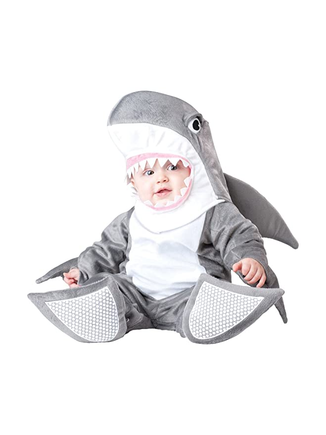 Amazon.com: InCharacter Costumes Baby\'s Silly Shark Costume: Clothing