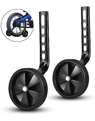 ZOSEN 1 par de estabilizadores de Bicicleta Ruedas de Entrenamiento de Bicicleta para niños Accesorios de
