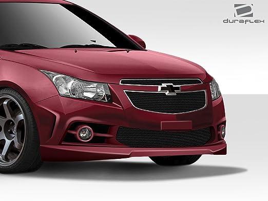 2011 - 2015 Chevrolet Cruze DuraFlex concepto X parachoques delantero cubierta - 1 pieza: Amazon.es: Coche y moto