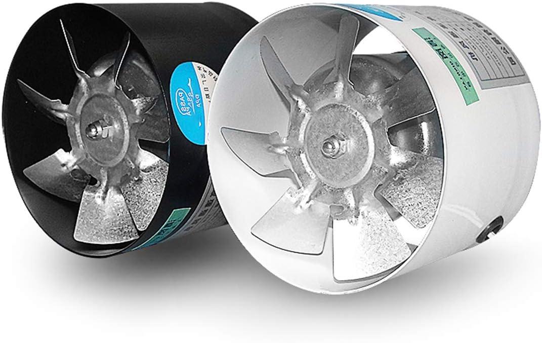 Extractor Axial Ventilación Ventilador de ventilación de conducto ...