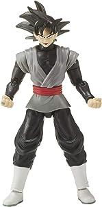 Bandai Dragon Ball Super Dragon Stars 17cm Figure Goku Black 35999