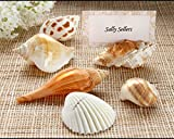 150 ''Shells by the Sea'' Authentic Shell Placecard Holders w/ Matching Placecards