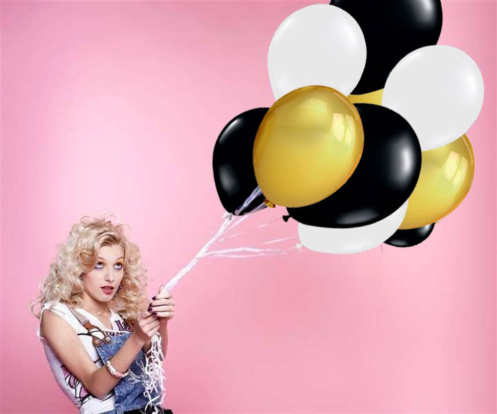 16 Anagram International Dotty Geo Congrats Orbz Balloon Pack Multicolor