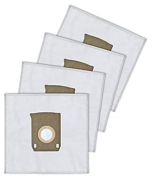 Bolsas para aspiradora Electrolux (4 unidades): Amazon.es: Hogar