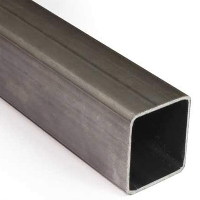 Mild steel box section 20mm x 20mm x 2 mm wall x 250mm