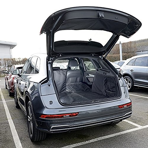 Amazon.com: North American Custom Covers Cargo Liner for Audi Q5 - Waterproof & Custom Fit - Generation 2: Automotive