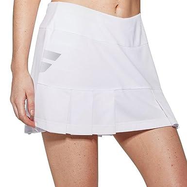 064a16e331 Babolat Core Long Women's Skirt, White, S: Amazon.co.uk: Clothing