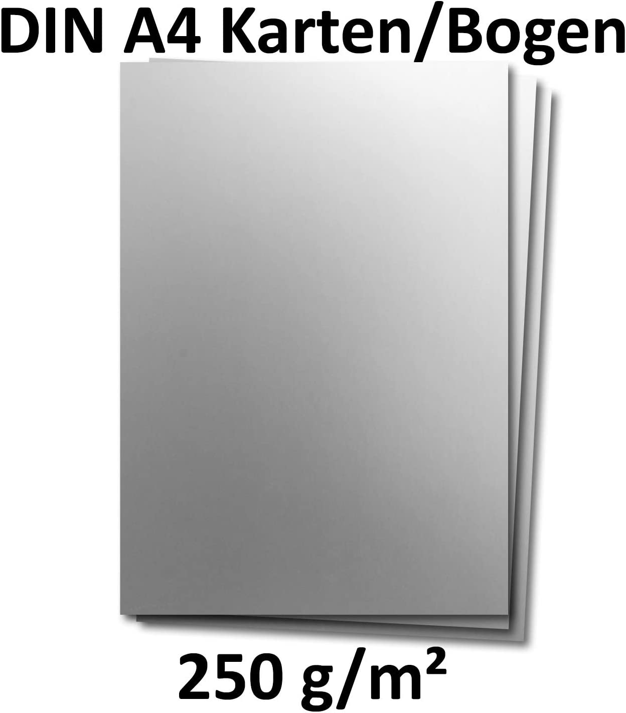 Feuilles de bricolage en argile 110 g//m/² FarbenFroh/® Lot de 100 feuilles de papier format A4 Vanille//cr/ème 21 x 29,7 cm