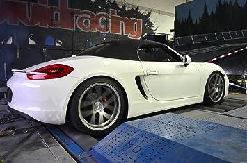 VR Tuned ECU Flash Sintonía Porsche 981 Boxster S 3.4L 325hp 13 - 16: Amazon.es: Coche y moto