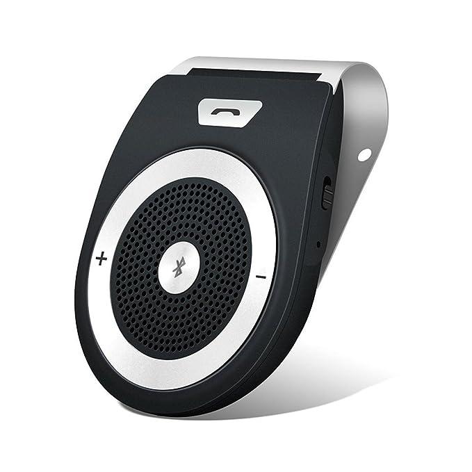amazon com bluetooth car speakerphone, aigital wireless hands free
