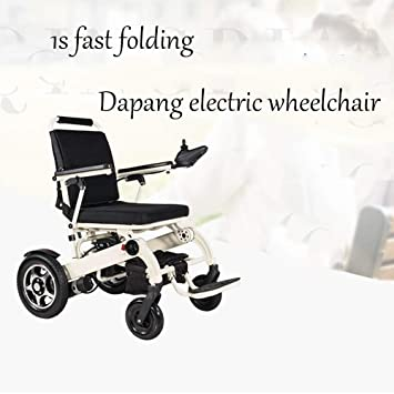 6f4d33577bd Dapang Electric Wheelchair Elderly Disabled car Elderly Intelligent  Automatic Portable Scooter Multifunctional Folding