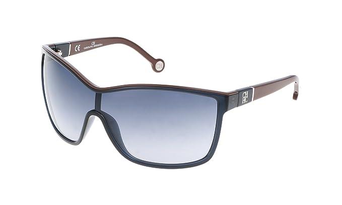 Carolina Herrera SHE599990W47 Gafas de sol, Azul, 99 para Mujer