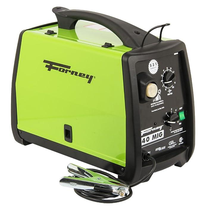 Forney 309 140-Amp MIG Soldadura, 120 V: Amazon.es: Bricolaje y ...