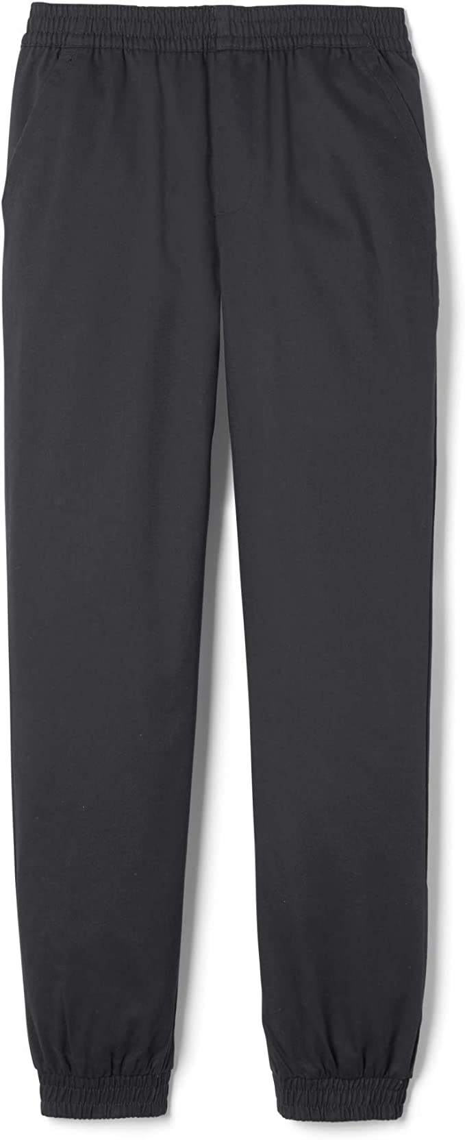 Boys Khaki Pull-on Jogger French Toast School Uniform Sizes 8 to 20