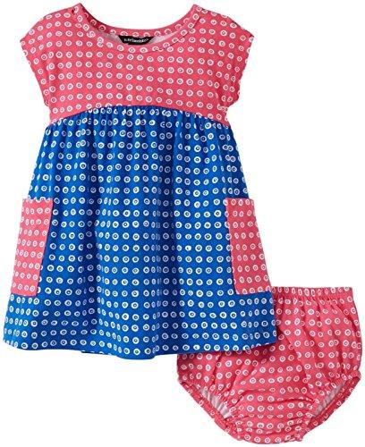 marimekko-baby-girls-naurunpuuska-dress-set-blue-pink-24-months