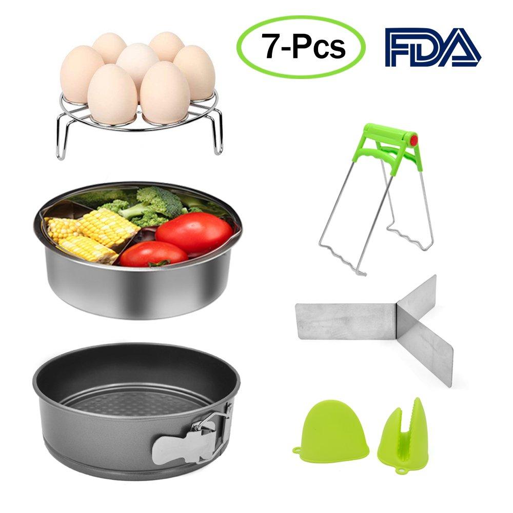 Instant Pot Accessories Set for 5 6 8 Qt-7 Pieces MelkTemn