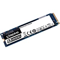 Kingston 500G A2000 M.2 2280 NVMe PCIe Gen 3.0 x4