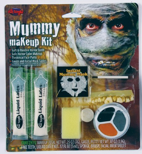 Mummy Makeup (Living Nightmare Mummy Kit)