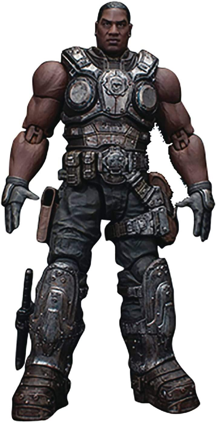 Storm Collectibles Augustus Cole Gears of War 1:12 Action Figure NEW IN STOCK